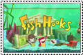 Fish Hooks Stamp by Percyfan94