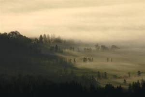 Disolving Landscape by jdcasten