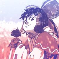 a filler Reimu by soumakyo