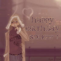 Solkee's Birthday -feat. Roby- by soumakyo