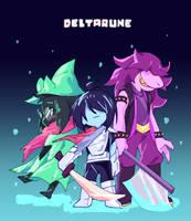 DELTARUNE by Mochiyy