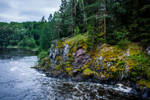 Waterfall by hellonata
