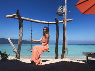 The Tropic Mood II by hellonata
