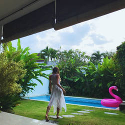 The Tropic Mood III by hellonata