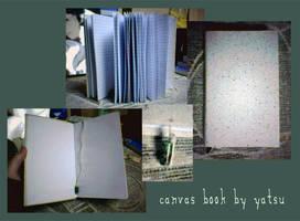 canvas book by yatsu
