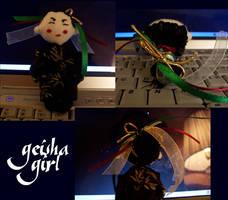 geisha girl by yatsu