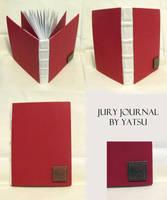 blank book - jury journal by yatsu