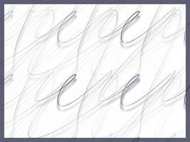 fractal - handwriting by yatsu