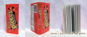 bland book - reese's pieces by yatsu