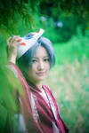 Natsume Yuujinchou-kimono by bai917
