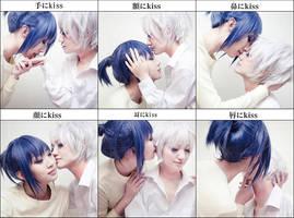 NO.6-Kiss by bai917
