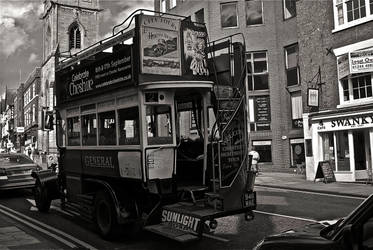 Chester bus. by jennystokes