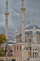 Mosque. Istanbul.Thank you for any Fav's or Commen by jennystokes