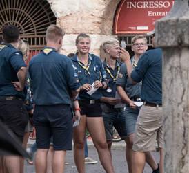 Ready to go. Verona. Italia by jennystokes