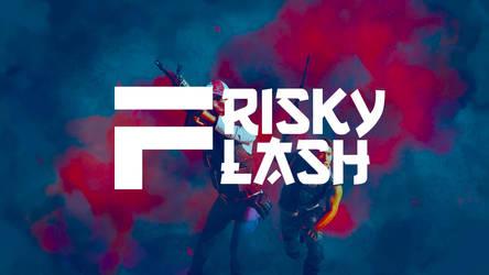 FRISKY FLASH YouTube Channel Logo by StarLender