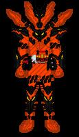 Kamen Rider Cross-Z Magma by Zyuoh-Eagle