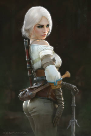 02 19 Ciri 2 by ReLisII
