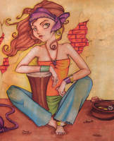 Gypsy by Hoshino-Arashi