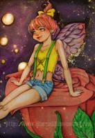 Cute Fairy Hotaru by Hoshino-Arashi