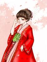 Japanese Princess by Hoshino-Arashi