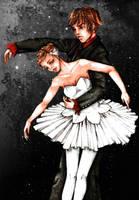 ROMANCE - ballet by Hoshino-Arashi