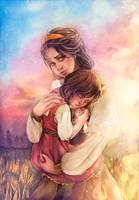 Mother by Hoshino-Arashi