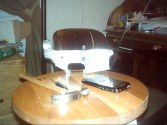 my start on hk416 by Gunsrus-45