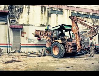 Under Construction HDRi by zxara