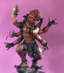 Yama Lord of Death by GabrielxMarquez