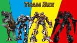 RID Team Bee (bayverse edition) by Sideswipe81