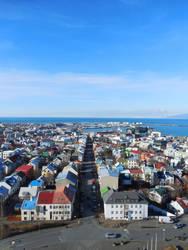 Reykjavik by TheRealNeix