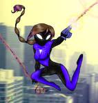 Magic Spider by Fensy