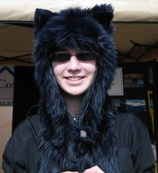 Black Wolf Hat by Ani-Eimi on DeviantArt f8e2e7c28fb