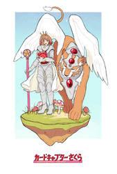 Sakura in armor by strawberry-queen1