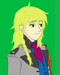 Prince Hans/Geremiah O . o by DeathBuster-Hana