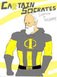 Captain Socrates the Champion of Philosophy by Snakeskewer