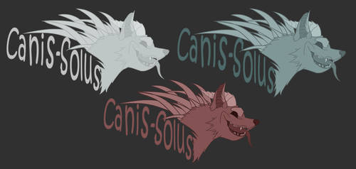 New Watermark? by Canis-Solus