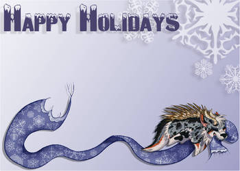 Happy Holidays by Canis-Solus