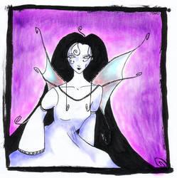 midnight fairy by tishca