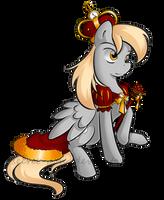Queen Derpy by secret-pony