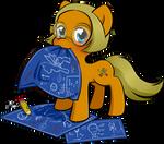 Comm: Testdummy by secret-pony