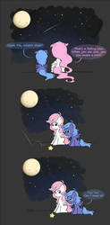 Falling Star by secret-pony