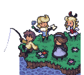 Bravely Default by ThisIsEllian