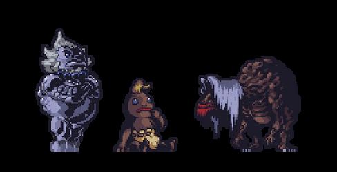 The Goron Family by ThisIsEllian