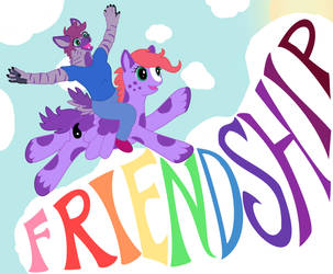 Friendship by KiyaraSabel