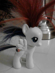 Peace Corps Pony Custom by KiyaraSabel