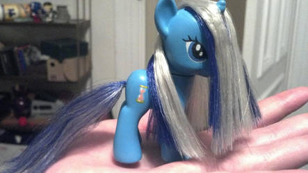 Colgate/Minuette Custom Pony by KiyaraSabel
