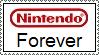 Stamp - Nintendo Forever by MariettaRC