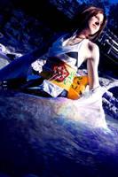 Blue Water... by Kairi-Heartless