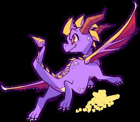 Spyro~n by Zhampy